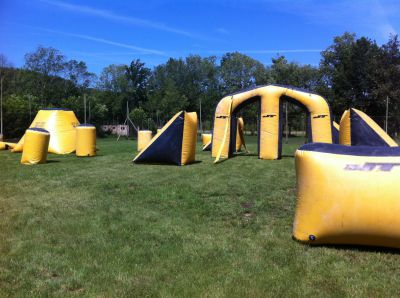 Paintball spirit aquitaine dordogne perigueux for Cash piscine perigueux